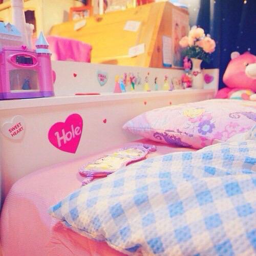 ♡♡ベッドルーム   We Heart It (103578)