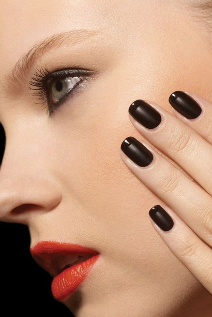 Nail Art Ideas & Design Pictures – Easy 2012 Tips (Glamour.com UK) | We Heart It (103918)
