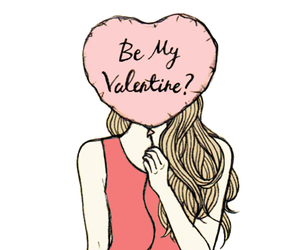be my valentine? | We Heart It (106599)