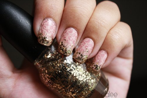 39 Glitter Nail Polish Ideas - Fashion Diva Design (117904)