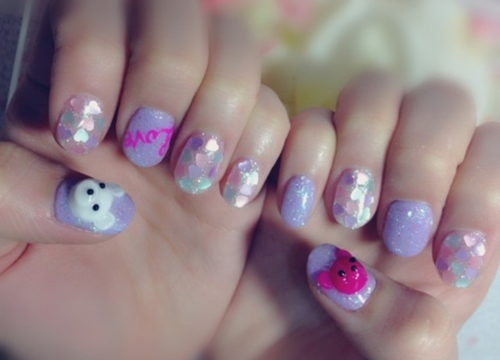 Nail | We Heart It (120460)