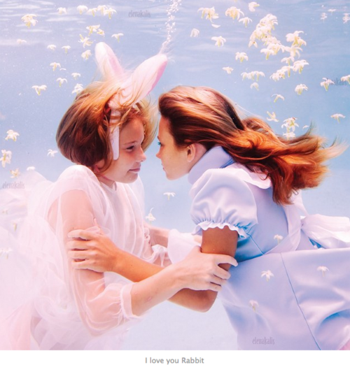 dress to feel: Fotografia: Alice in Waterland | We Heart It (123508)
