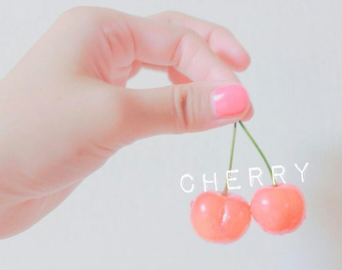 cherry | We Heart It (123621)