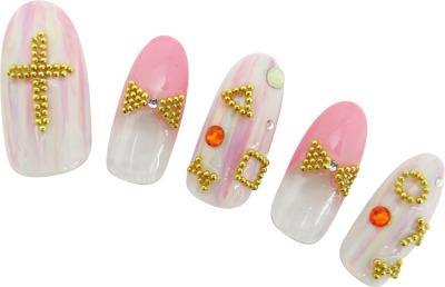 【楽天市場】メタルブリオン ゴールド 0.8ミリ 5グラム入り (メール便でも可):nail for all (125340)