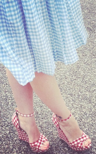 I want these shoes and I want them BAD! | Love Gingham | Pinterest (125437)
