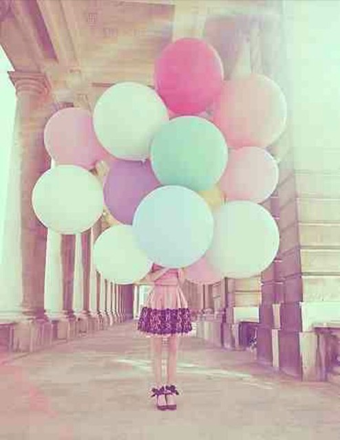 Balloons | We Heart It (125514)