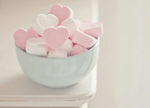 Mashmallows | We Heart It (125607)