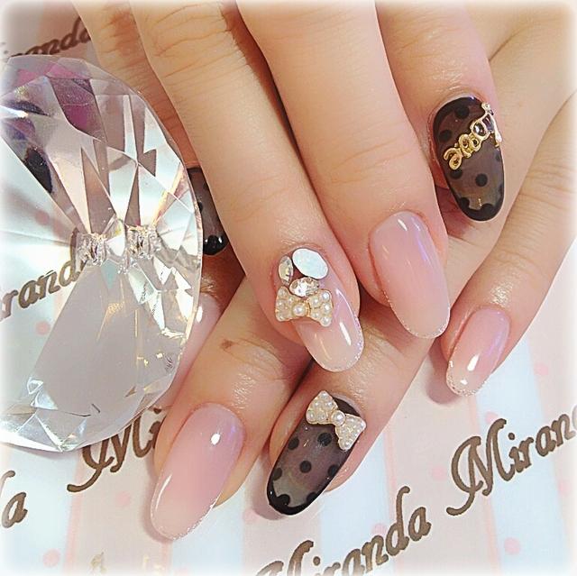 Miranda nail salon Blog / 代官山 ミランダ ネイルサロン | シースルーネイル★ (126039)