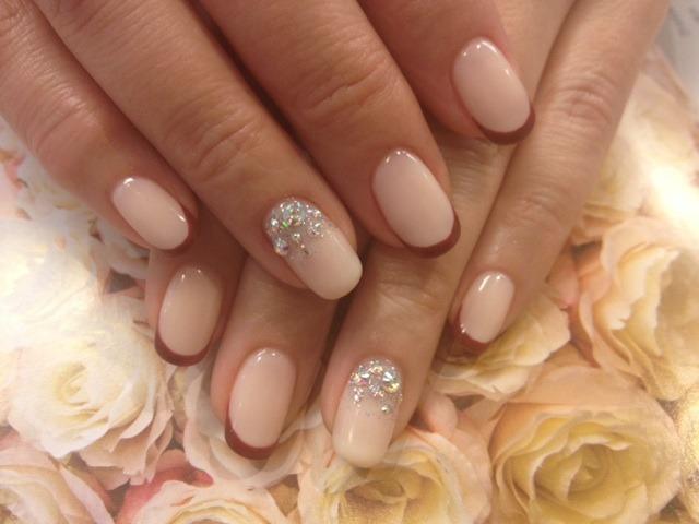 細フレンチ - ネイルサロン&スクール manicure(マニキュア) (126094)