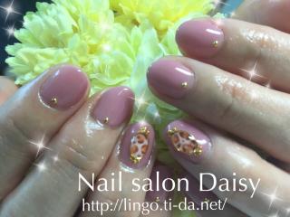 ブローチネイル:☆Nail Salon Daisy☆ (126463)