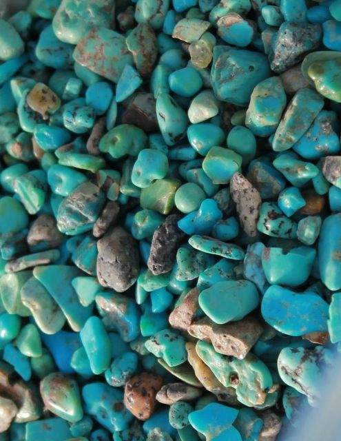 turquoise - attracts love, protects from harm & gives the… | Pinterest (126573)