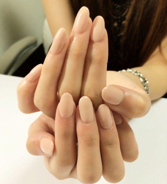 ヌーディーベージュ ネイルサロン - Nail Salon YOU AND NAILのネイルカタログ (126612)