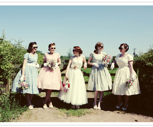 Vintage inspired picnic wedding: Sophie + Gareth | Real Weddings | 100 Layer Cake | We Heart It (127964)