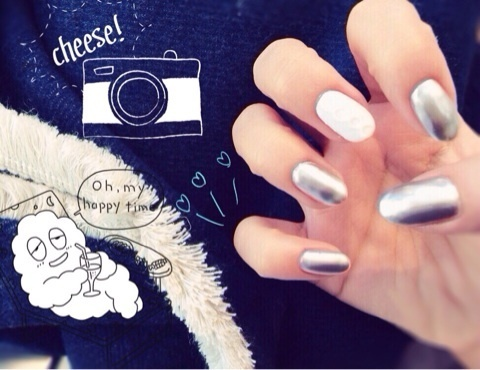 new nail♡|ローラ Official Blog Powered by Ameba (128667)