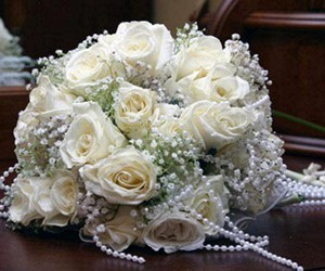 wedding bouquet | We Heart It (130118)
