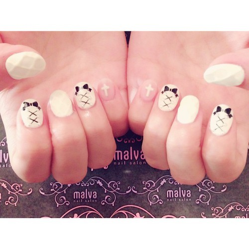 SnapWidget | ✞new nail✞ | We Heart It (133935)