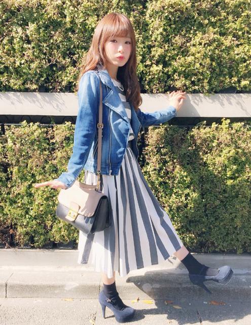 西川瑞希(みずきてぃ) 公式ブログ - コーディネート - Powered by LINE (137373)