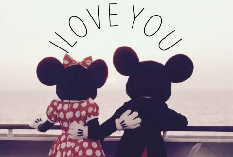 Mickey and Minnie | We Heart It (146943)