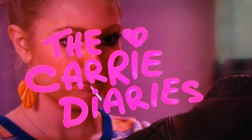 The Carrie Diaries | We Heart It (148224)