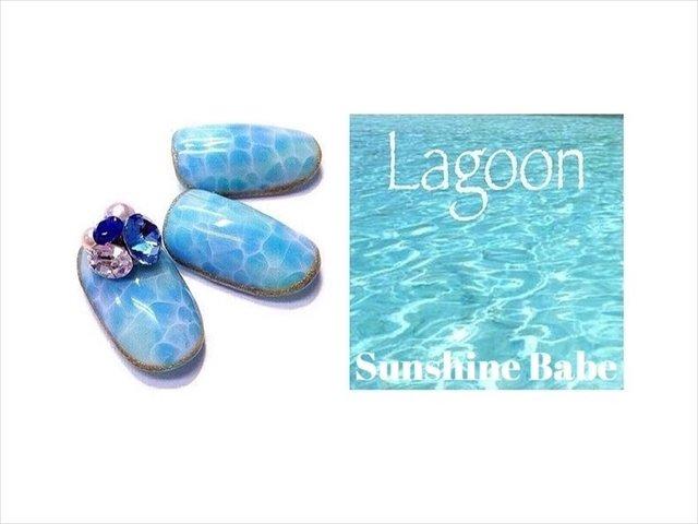 2015年夏ネイルは、貝殻ジュエリーネイル&ラグーンネイルがアツイ!  | AUTHORs (154933)