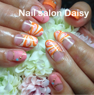 ウォーターマーブルネイル:☆Nail Salon Daisy☆ (159393)