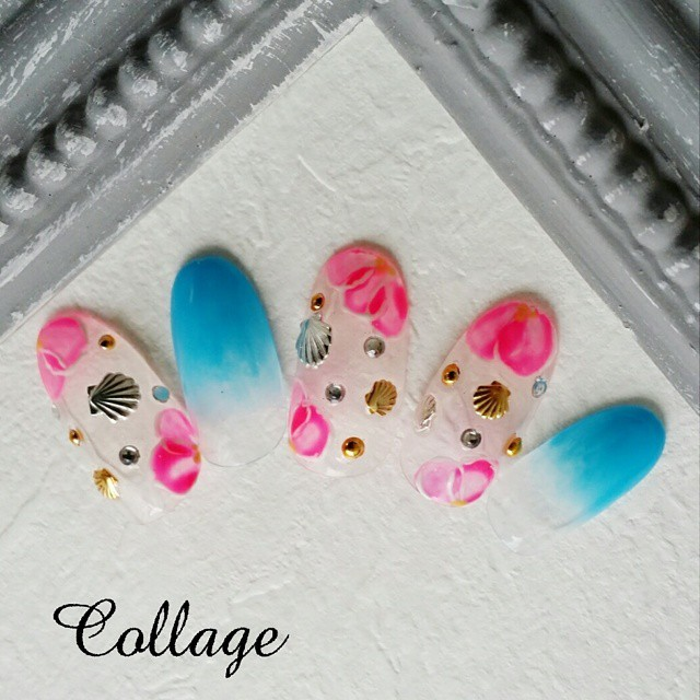 Instagram photo by @nailsaloncollage (nailsaloncollage) | Iconosquare (164192)