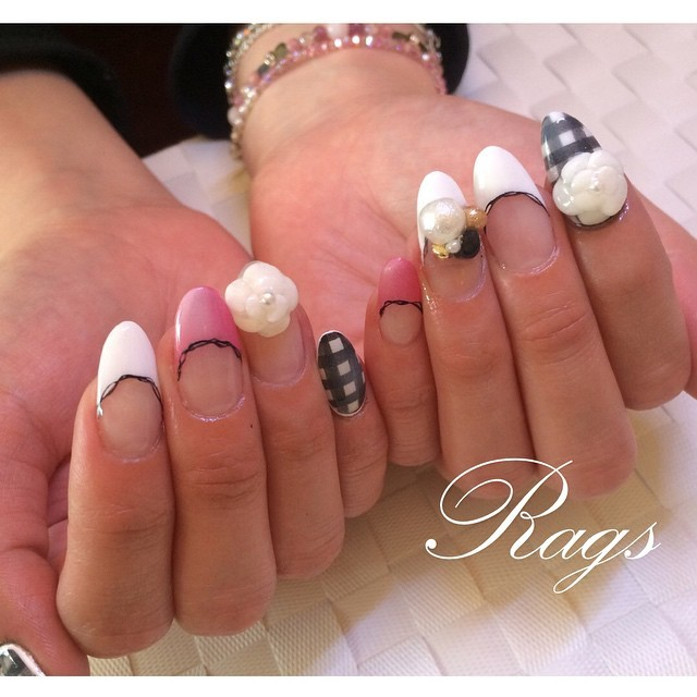 Instagram photo by @nailsalonrags (NailSalon Rags) | Iconosquare (167441)
