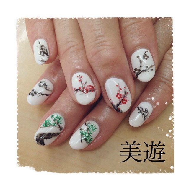 Instagram photo by @miu.nail.beauty (Natsumi) | Iconosquare (169288)