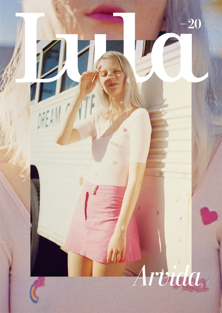 Lula Magazine - Issue 20 | We Heart It (169625)