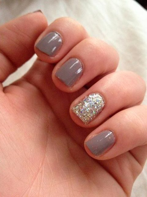 80 Classy Nail Art Designs for Short Nails  | Fashionisers (176302)