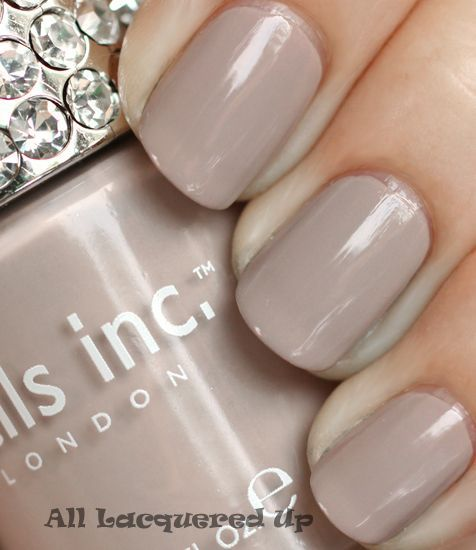 Nails Inc Porchester Square & Electric Lane Holographic  : All Lacquered Up (176310)