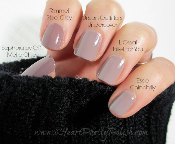 iHeartPrettyPolish: Another Essie Chinchilly Dupe/Comparison Post (176311)