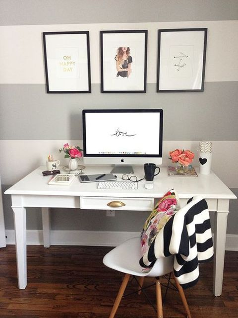 Cute Desk Decor | @chicfetti | We Heart It (179809)