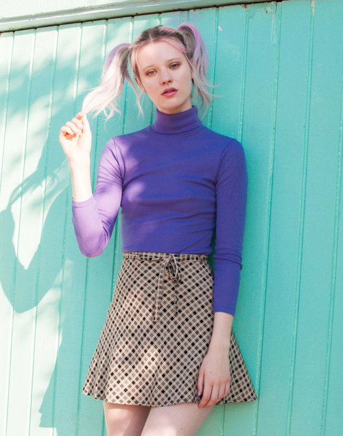 Arvida Byström Is The Coolest Internet-Age Artist Of The Moment | NYLON MAGAZINE | We Heart It (185865)
