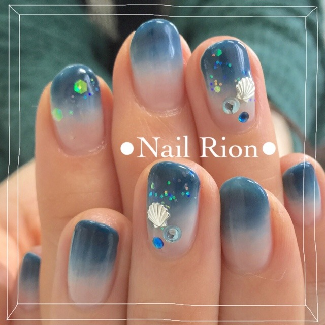 Nail_Rionさんのネイル♪[945098] | ネイルブック (188103)