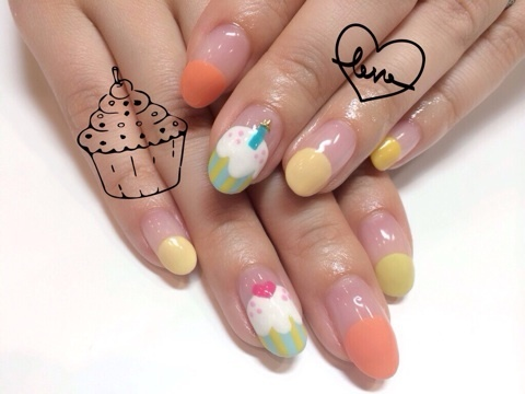 Nail Service BLOG | ブログ店舗名 | 名古屋栄の美容室・ヘアサロン&ネイルサロン、アクシス|AXIS Hair (191220)
