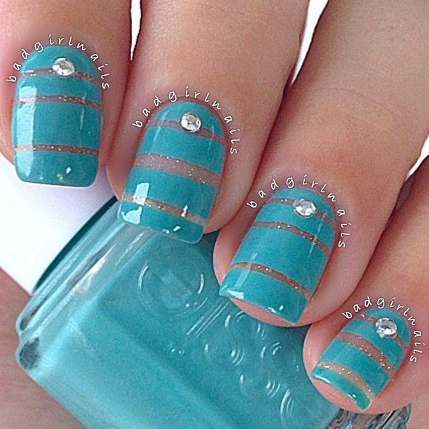 Instagram photo by badgirlnails #nail #nails #nailart | Fashion | Pinterest (195658)