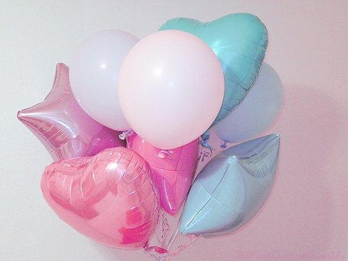 ballom, colour, cute, kawaii - inspiring picture on Favim.com | We Heart It (201484)