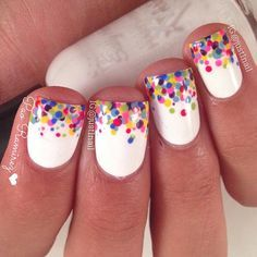 80 Nail Designs for Short Nails (204270)