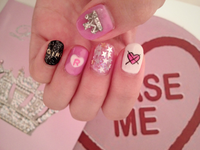 amo nail | We Heart It (206971)