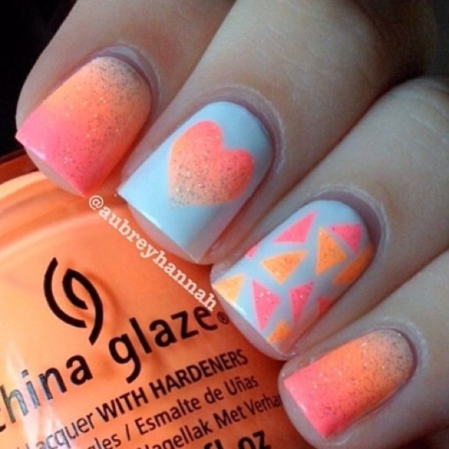 I'm definitely going to have to recreate this look! | nails | Pinterest (207956)