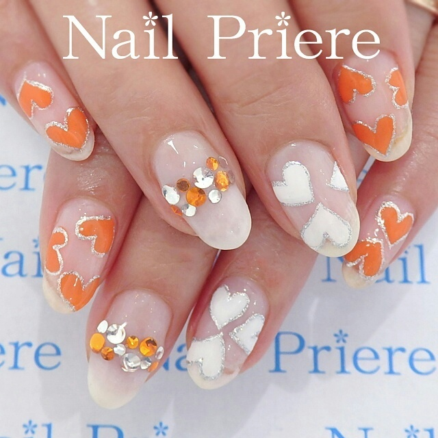 Nail_Priereさんのネイル♪[905525]   ネイルブック (207966)