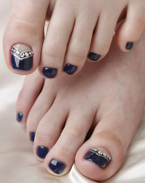 Best Nail Art Ideas For Your Toes CLICK.TO.SEE.MORE.eldressico.com | Nail | Pinterest (212179)