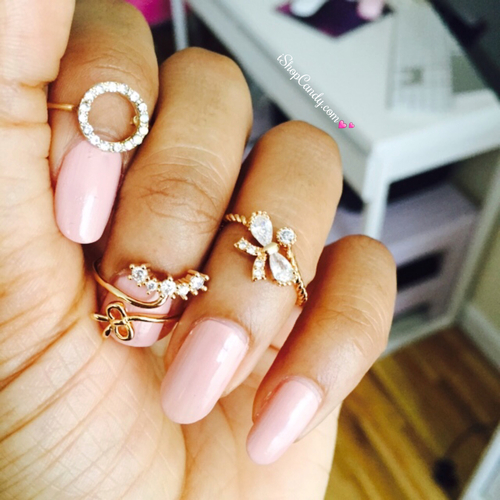 Rings from iShopCandy.com | We Heart It (215019)