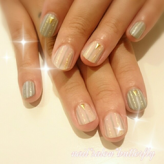 nail_salon_butterflyさんのネイル♪[1000247]   ネイルブック (215741)