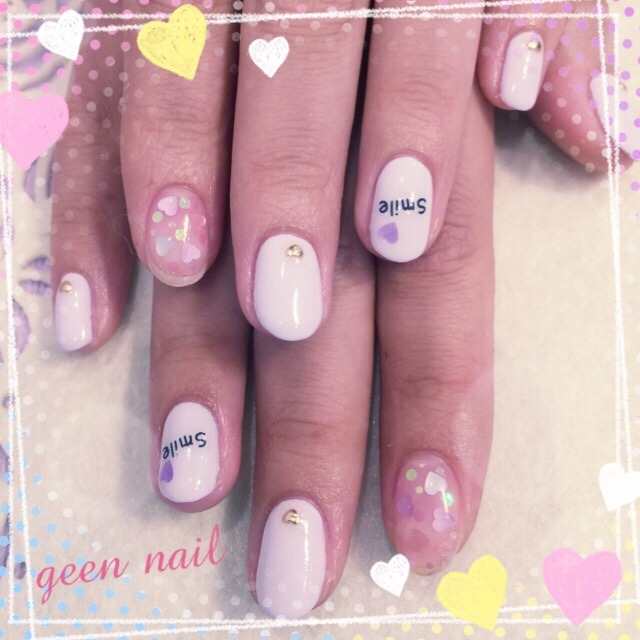 geen_nailさんのネイル♪[993675] | ネイルブック (217965)