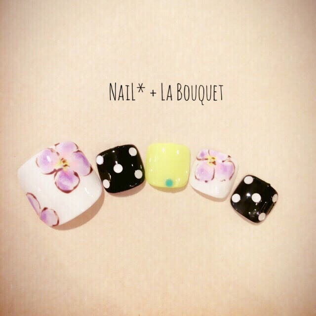 NaiL_LaBouquetさんのネイル♪[1010670] | ネイルブック (218657)