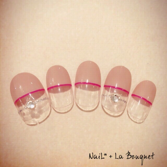 NaiL_LaBouquetさんのネイル♪[1010553] | ネイルブック (219205)