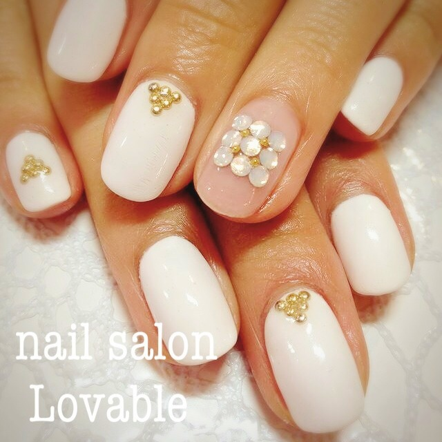 Lovable_nailさんのネイル♪[1008127] | ネイルブック (219619)