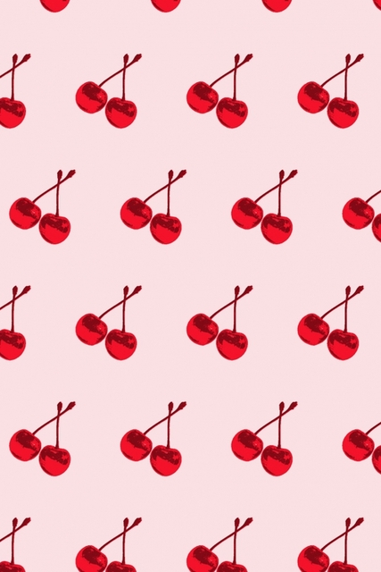 Cherry wallpaper | We Heart It (220057)